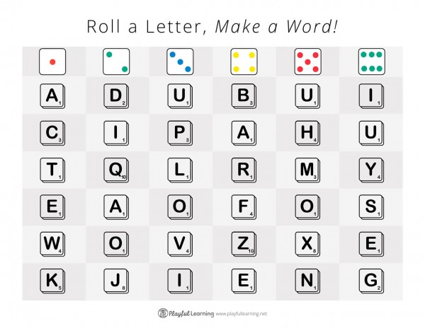 Word Play: A Workout for Your Brain - Playful Learning