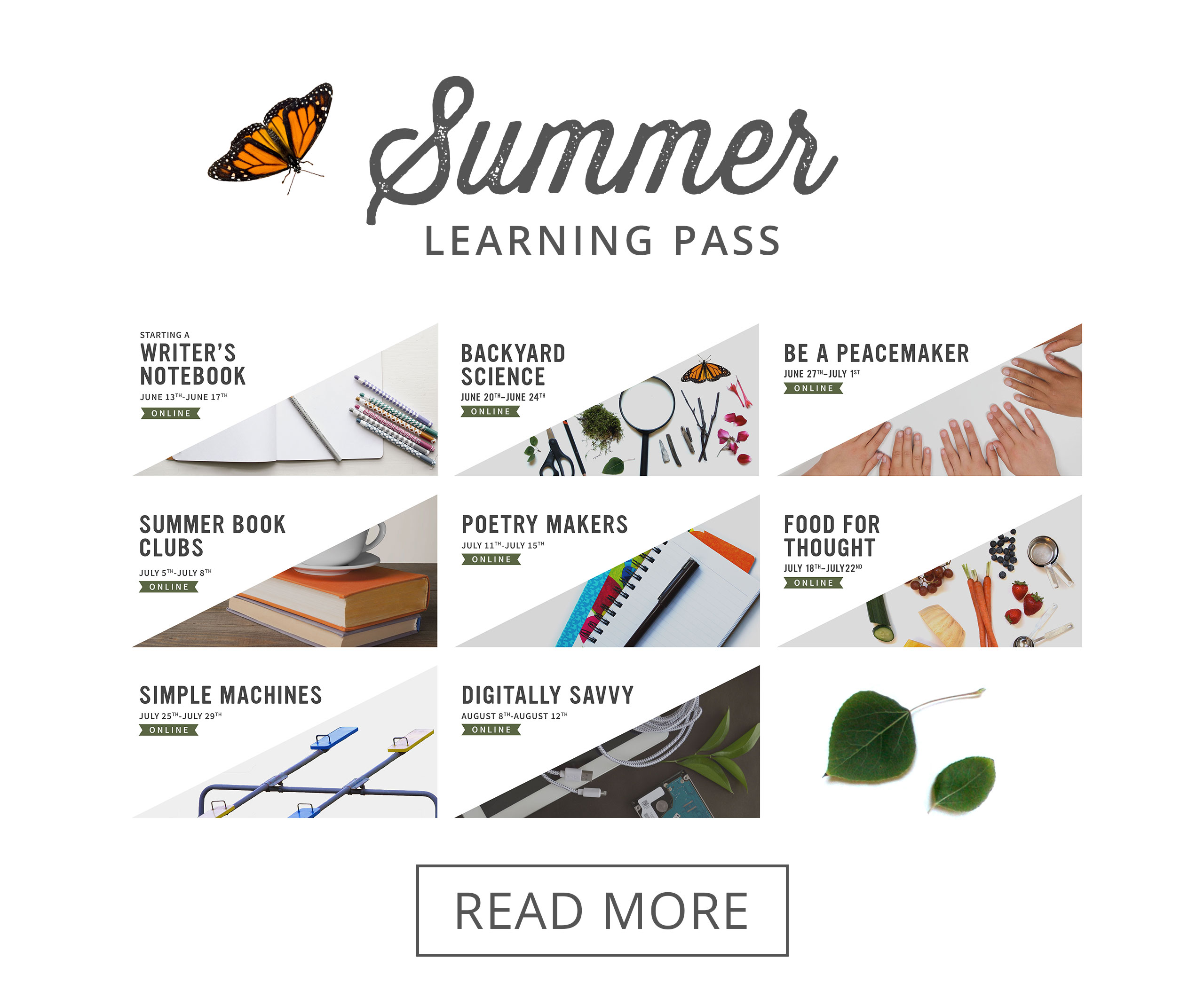 Playful Learning: Summer Learning Pass