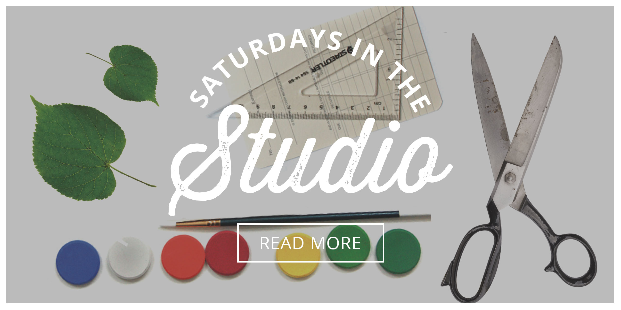 Playful Learning: Saturdays in the Studio