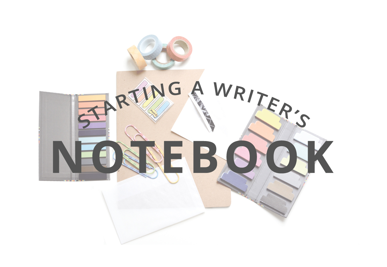 Playful Learning: Starting a Writer's NotebookBlogPost
