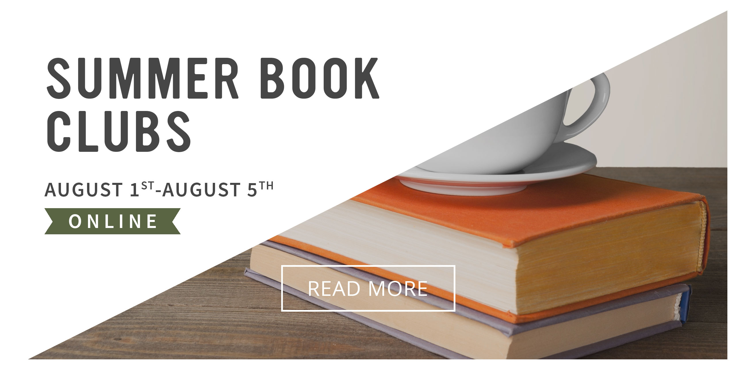 Playful Learning: Summer Book Clubs