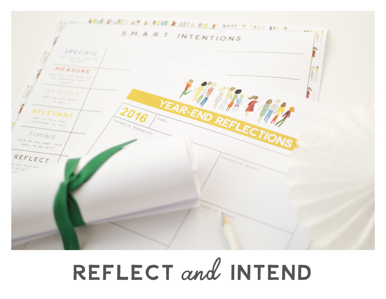 Playful Learning: Reflect and Intend