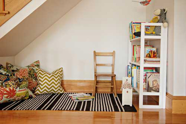 5 Reading Nooks for Kids 5