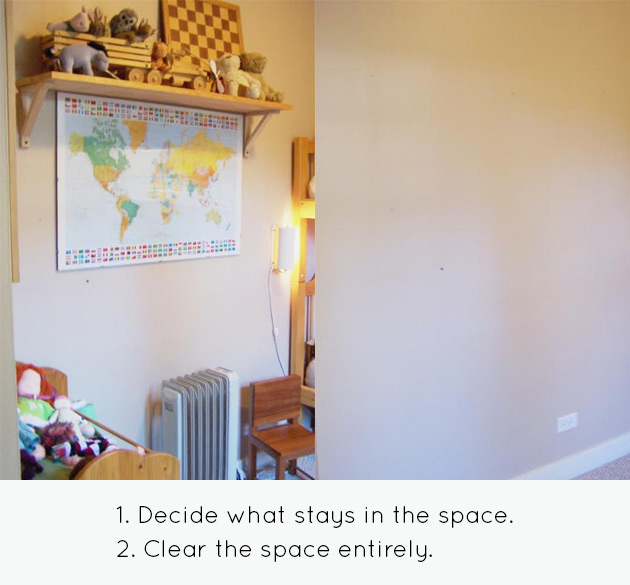 Rediscovering Your Child's Space