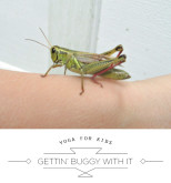 Yoga for Kids: Gettin' Buggy With It