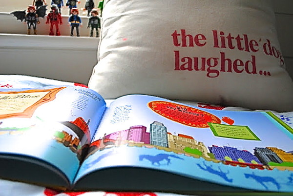 Playful Learning: Great Children's Books About London