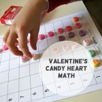 Valentine's Candy Heart Math