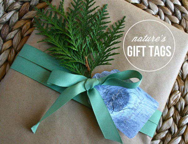 Nature's Gift Tags
