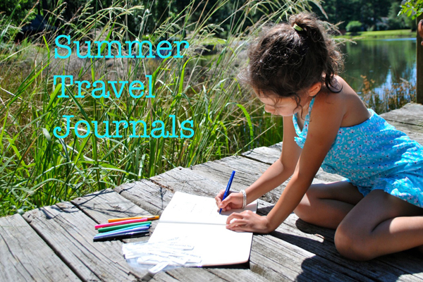 Playful Learning: Summer Travel Journals