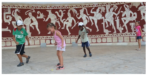 Kids and Play Around the World: Mexico
