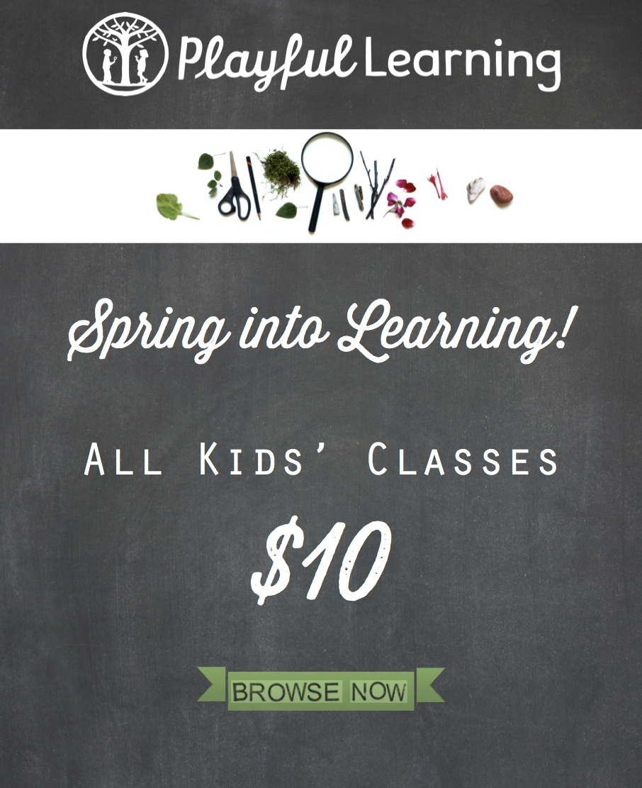 Spring into Learning!