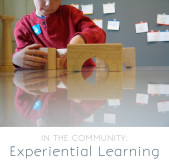 In the Community: Experiential Learning