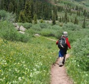 Ten Tips for Hiking with Kids by Helen Olsson