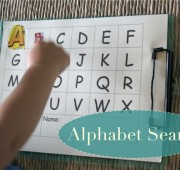 Playful Learning: Alphabet Search