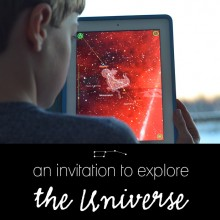 An Invitation to Explore the Universe