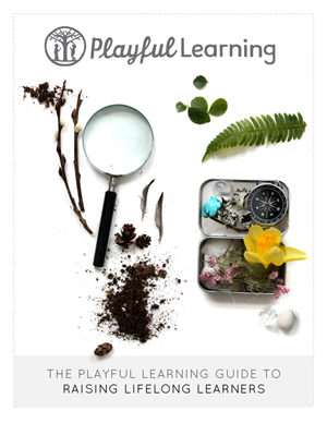 Playful Learning Guide to Raising Lifelong Learners
