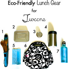 Playful Learning: Eco-Friendly Lunch Gear for Tweens