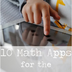 10 Math Apps for the Little Ones
