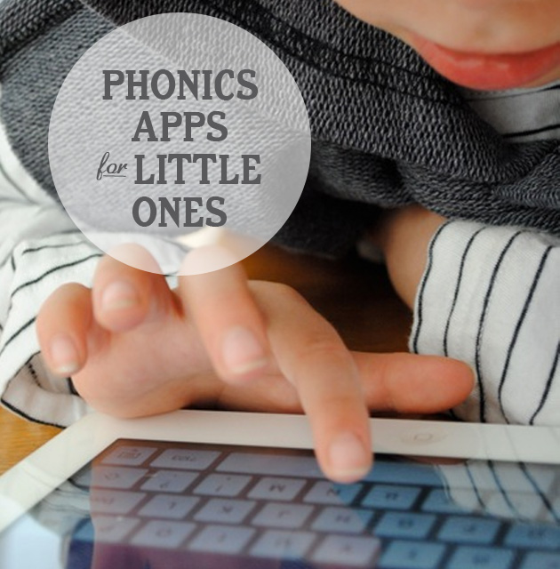 Phonics Apps for Little Ones (Part 1)