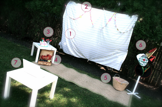 Playful Learning: DIY Photo Booth