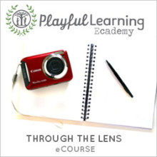 Playful Learning: Through the Lens eCourse