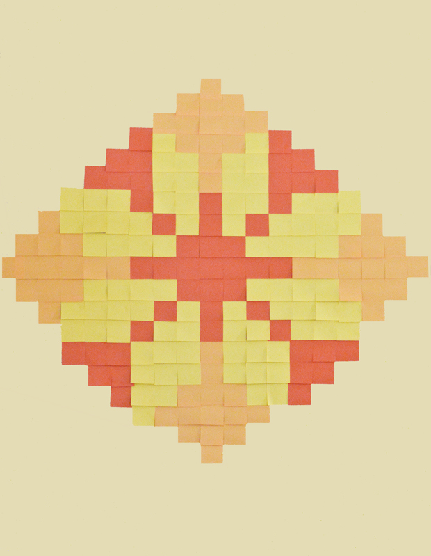 Playful Math: Post-It Note Patterns