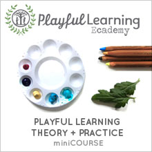 playful learning theory and practice