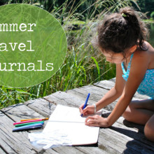 Summer Travel Journals