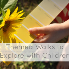 Playful Learning: Themed Walks for Children