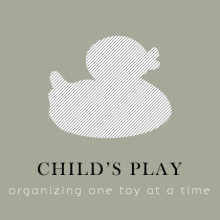 Child's Play: Organizing One Toy at a Time