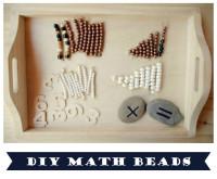 DIY Math Beads
