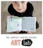 Art Lab: A Perfect Winter Escape