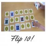 Flip 10! A fun math game…