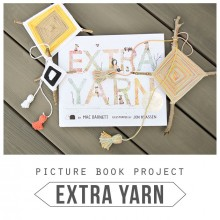 Picture Book Projects: Extra Yarn